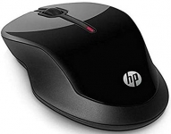 HP X3500 Wireless Mouse Optical (Black)