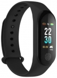 HRV Imported M3 OLED Touch Screen Fitness Band