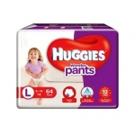 Huggies Wonder Pants Large Size Pant Style Diapers