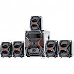 I Kall IK222 Speaker system 5.1 Channel Cum Home Theater