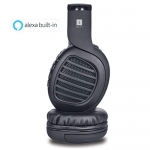 iBall Decibel Bluetooth 5.0 Headphone with SD/FM/Alexa