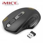 imice USB Wireless mouse 2000DPI Adjustable USB 3.0