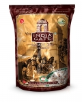 India Gate Basmati Rice Pouch, Classic, 1kg