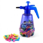 Water Balloon Pumping Station with 200 Water Balloons and Water Pump for Kids