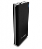 innotek IK 36 30000 -mAh Li-Ion Power Bank Black & Grey