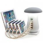 Intelligent Fast Charge Charging Holder USB Phone Charger