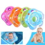 Inflatable Baby Infant Swimming Neck Float Ring
