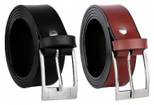 Jack Klein Black & Brown Belts Combo