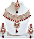 Jewels Guru  Alloy Jewel Set  (Multicolor)