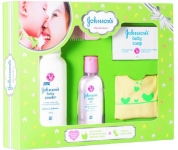 Johnson Baby Care Collection  (Green)