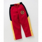 JusCubs Boys Fashion Track Pants – Red