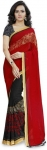 Printed Daily Wear Poly Georgette Saree
