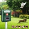 Garden Ultrasonic PIR Sensor Solar Animal Dispeller Strong