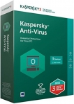 KASPERSKY Antivirus 3pc 1year
