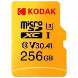 Kodak High Speed U3 A1 V30 TF / Micro SD Memory Card Support 4K