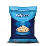 Kohinoor Super Value Authentic Basmati Rice 5 Kg Pack