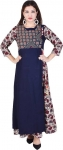 The Style Story Embroidered Women's Gown Kurta
