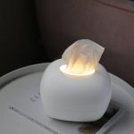 Multifunctional Tissue Box Small Night Light