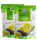 LALI BALAJI Indian Long Raisin (Kishmish) 400 g