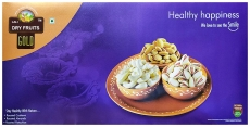 Lali Dry Fruits Healthy Happiness Mixed Dry Fruit 600Gm
