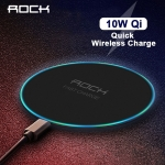 LED Breathing Light 10W Wireless Charger