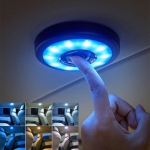 LED Cabinet Light Car Roof Magnet Ceiling Lamp