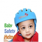 Liltoes Baby Safety Embroidered Helmet