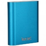 LIONIX 10400 MAH POWER BANK (Blue) with 6 Month Manufacturing Warranty