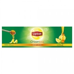 Only at Rs. 446 Lipton Honey Lemon Green Tea Bags, 100 Pieces