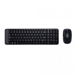 Only at Rs. Logitech MK215 Wireless Keyboard and Mouse Combo