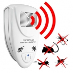 Ultrasonic Pest Repeller Electronic Pest Control Repel