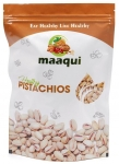 Maaqui Healthy Roasted & Salted Pistachios 500gm