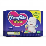 Mamy Poko Wipes with Green Tea Essence – Pack of 100