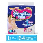 MamyPoko Extra Absorb Pant Style Diapers Large