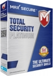 Max Secure Total Security 1.0 User 1 Year