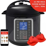 Mealthy 9-in-1 Programmable Electric Pressure Cooker
