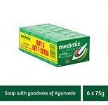 Medimix Ayurvedic Classic 18 Herbs Soap,(5+1 Offer Pack)
