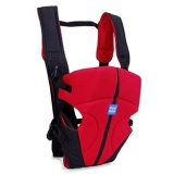 Lightweight Breathable Baby Carrier Red
