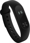 Mi Band HRX Edition  (Black Strap, Size : Regular)