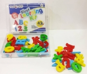 Miss & Chief Magnetic alphabets for kids(42 Pcs.)