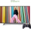 Motorola 107.6cm (43 inch) Full HD LED Smart Android TV