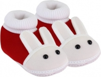 Neska Moda Rabbit 6 To 18 Month Baby Booties