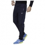 Nike Blue Polyester Track pants