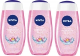 Nivea Water lily & Oil Shower Gel – Pack of 3