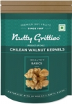 Nutty Gritties Chilean Walnuts Kernels Walnuts  (200 g)