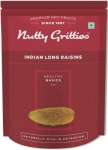 Nutty Gritties Indian Long Green Raisins  (200 g)