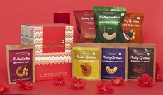 Nutty Gritties on The Go Dry Fruits Box Set of 7 Flavours