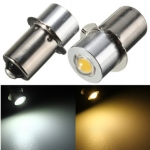 LED Flashlight Bulb 1W Interior Bike Torch Lamp Bulb