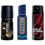 Pack of 3 Deodorants
