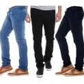 Pack of 3 Jeans for Men by Stylox
